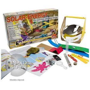 EXPÉRIENCE SCIENTIFIQUE 30 Experiences energie solaire