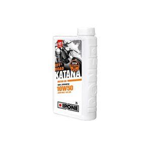 HUILE MOTEUR Huile moteur IPONE Katana Off-Road 10W50 4T - 2 Li