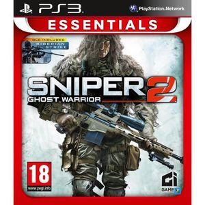 JEU PS3 Sniper Ghost Warrior 2 Essentials  Jeu PS3