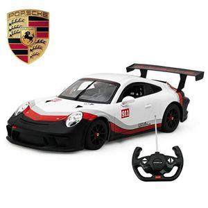 VOITURE ENFANT Voiture Téléguidée T2M Porsche 911 GT3 Cup 1/14- R