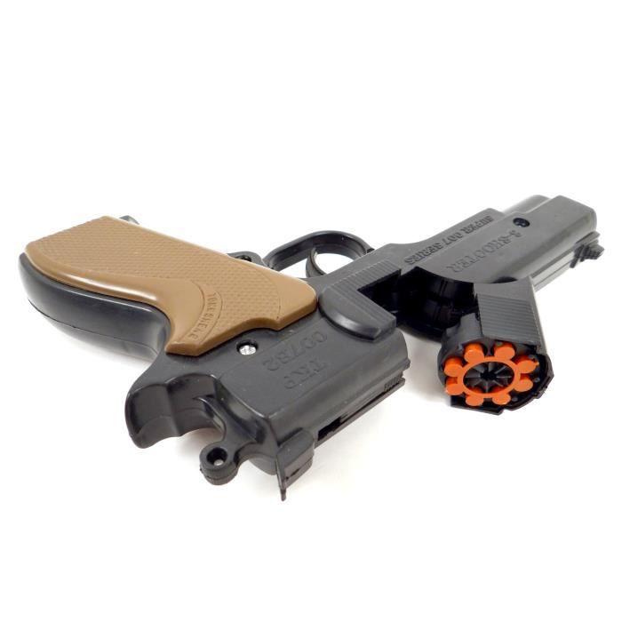 bruitage pistolet