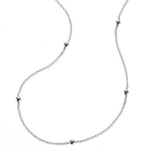 Zeeme Basic - 025250034-42 - Collier Femme - Ar…