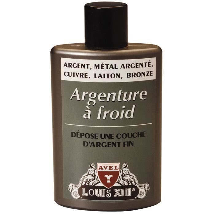 NETTOYAGE CUIVRE ARGENTURE A FROID AVEL LOUIS XIII 150ML