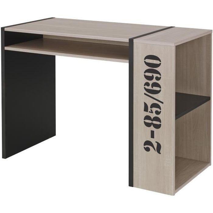 meuble bureau finest couture bureau colonne de rangement chevalet meuble a plan meuble made in. Black Bedroom Furniture Sets. Home Design Ideas