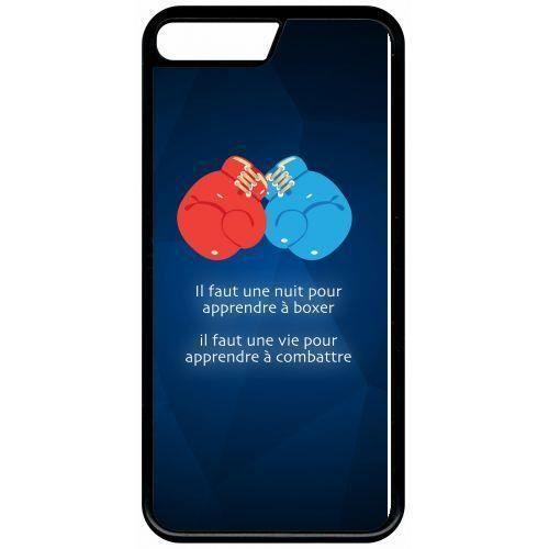 coque iphone 8 boxe