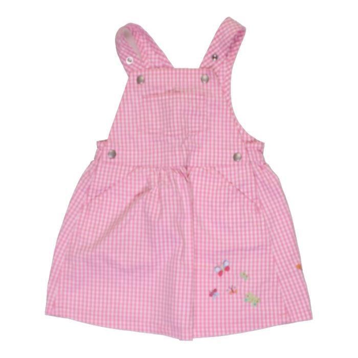 9137fd3fc2b05 Robe bébé fille GAP 18 mois rose été  948877 - 207228071 Rose Gris ...