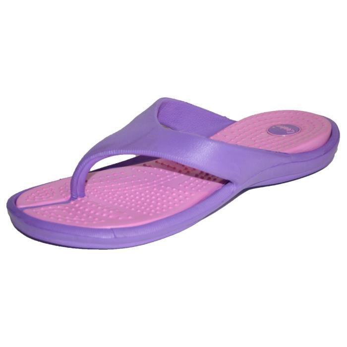 Coolers Chaussures De Piscine Et Plage Pour Homme Y8DVS Violet ... d27aea976df9