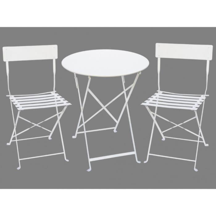 petite table et 2 chaises achat vente petite table et 2 chaises pas cher cdiscount. Black Bedroom Furniture Sets. Home Design Ideas