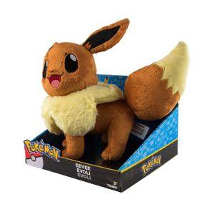 peluche pokemon eevee achat vente jeux et jouets pas chers. Black Bedroom Furniture Sets. Home Design Ideas