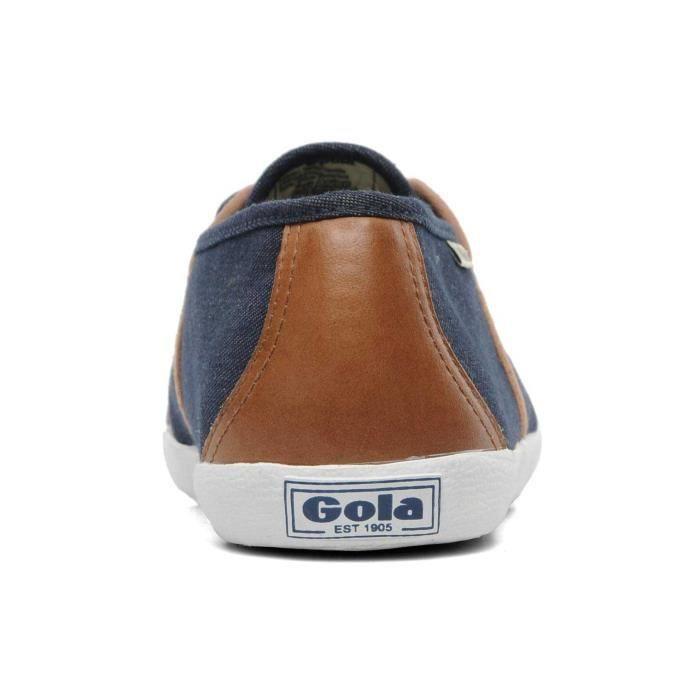 Chaussure Basse Gola Caldwell Dark Denim Homme Pointure 44