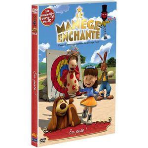 DVD DESSIN ANIMÉ DVD Le manège enchanté, vol.5 : en piste