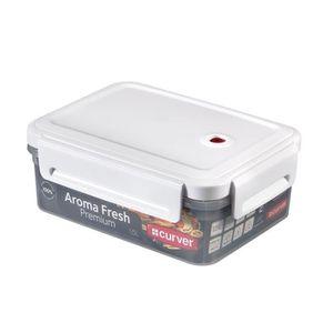 CURVER Boîte Aroma Fresh Premium rectangulaire 1,5L ? valve