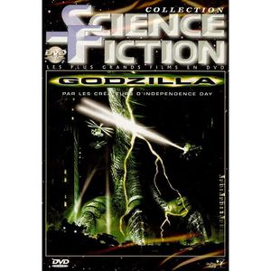 DVD FILM DVD GODZILLA - COLLECTION SCIENCE FICTION
