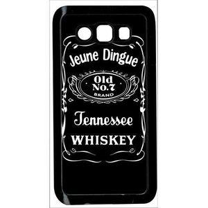 COQUE - BUMPER Coque samsung galaxy e7 jeune dingue whisky