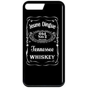 COQUE - BUMPER Coque apple iphone 7 jeune dingue whisky