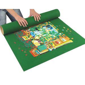 TAPIS PUZZLE Tapis de Puzzle Enroulable