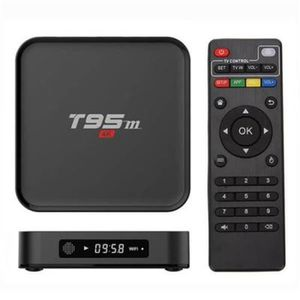 BOX MULTIMEDIA Android TV BOX T95M Android 6.0 Smart Quad Core Am