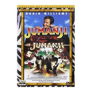 DVD FILM Jumanji: Colectors Edition (JUMANJI, Importé d'Esp