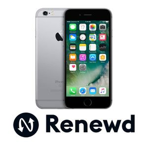 SMARTPHONE Renewd Apple iPhone 6s recondionné - 128GB Gris si