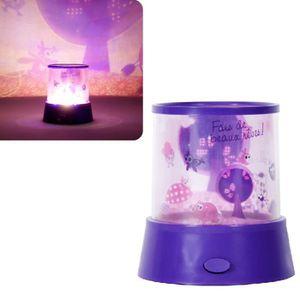 Vente Lampe Veilleuse Décor Nature Achat Projection Fl1JcK