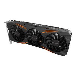 CARTE GRAPHIQUE INTERNE Gigabyte GeForce GTX 1080 G1 Gaming - OC Edition -