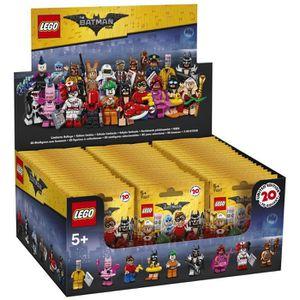 ASSEMBLAGE CONSTRUCTION LEGO® Minifigures 6175009 Minifigures Série Batman
