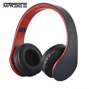CASQUE - ÉCOUTEURS Casque audio Numérique 4 en 1 Multifonctions Sans