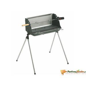 Barbecue charbon en fonte - Achat   Vente Barbecue charbon en fonte ... b3ce56424e4e