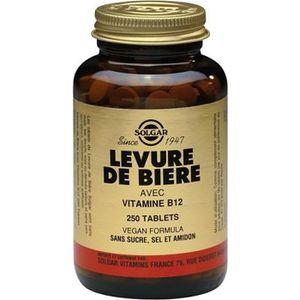SOIN BEAUTÉ CHEVEUX Levure de Bière 500 mg  - 250 comprimés