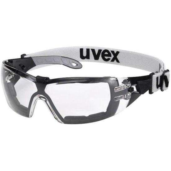 ac62201d560ab Lunettes de protection pheos guard Uvex 9192180 - Achat   Vente lunette -  visière chantier Lunettes de protection pheo... - Cdiscount