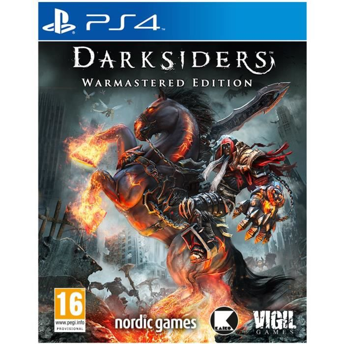 Darksiders Warmastered Edition Jeu PS4