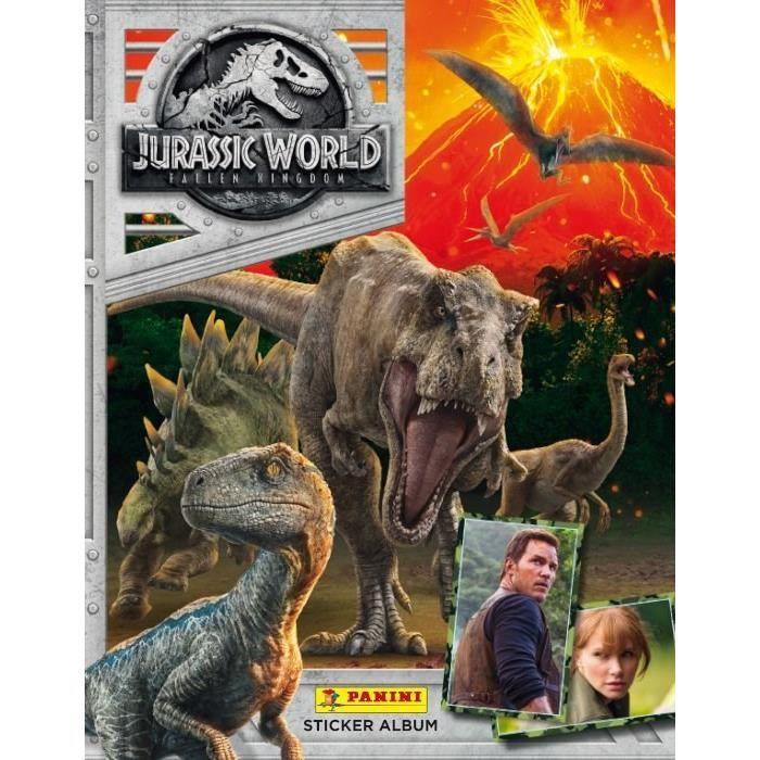JURASSIC WORLD MOVIE 2 Album