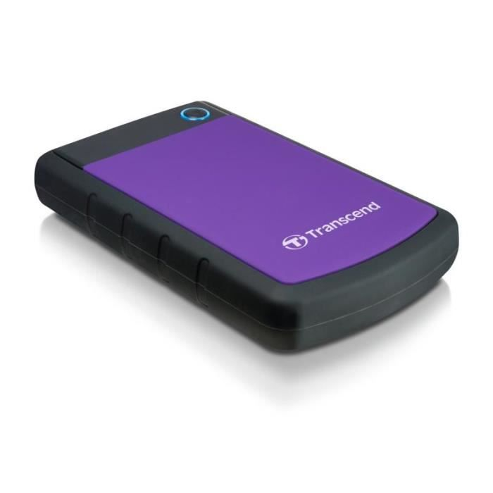 Transcend Disque Dur HD Externe StoreJet 25H3 USB