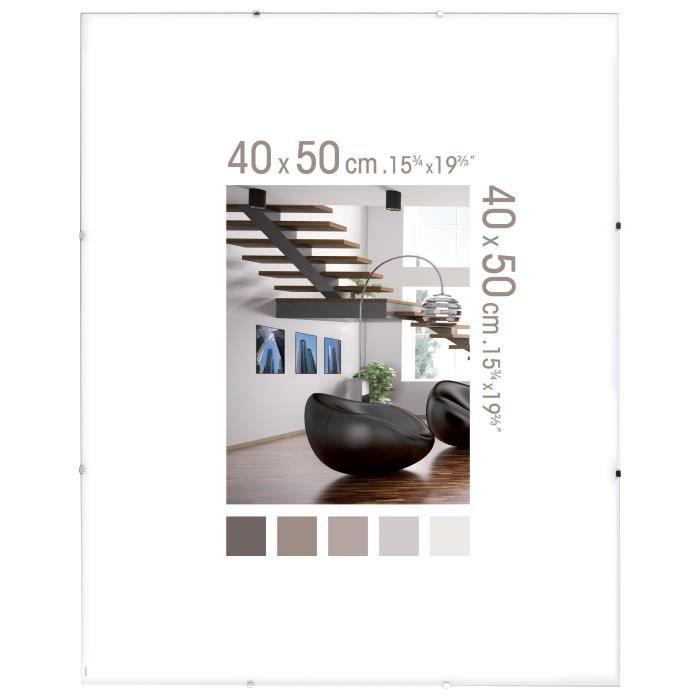 cadre sous verre achat vente cadre sous verre pas cher cdiscount. Black Bedroom Furniture Sets. Home Design Ideas