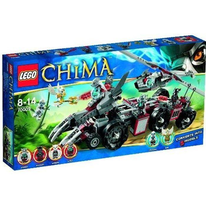 De Vente Chima Combat Achat Le Lego Assemblage 70009 Char Loup 4A5jRL3q