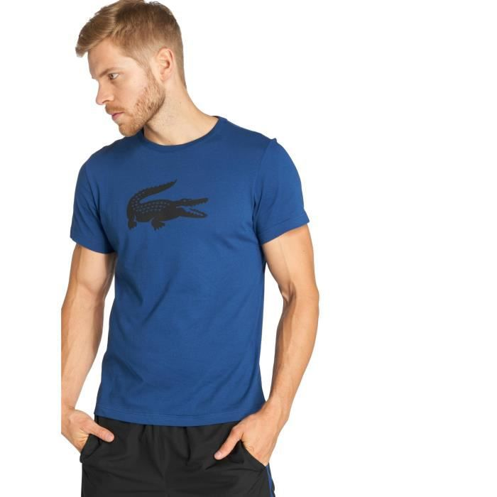 32ad98355f Tee shirt lacoste homme - Achat / Vente pas cher