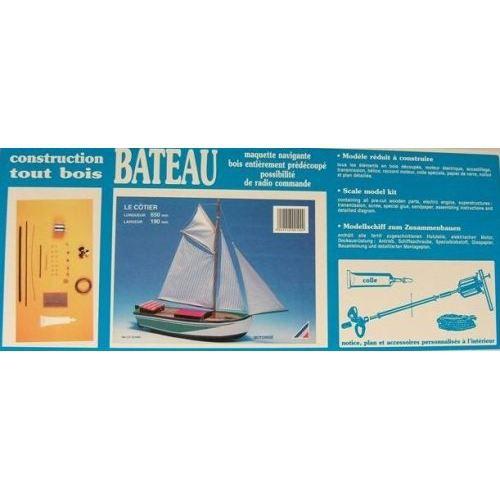 maquette bateau a monter achat vente jeux et jouets pas chers. Black Bedroom Furniture Sets. Home Design Ideas