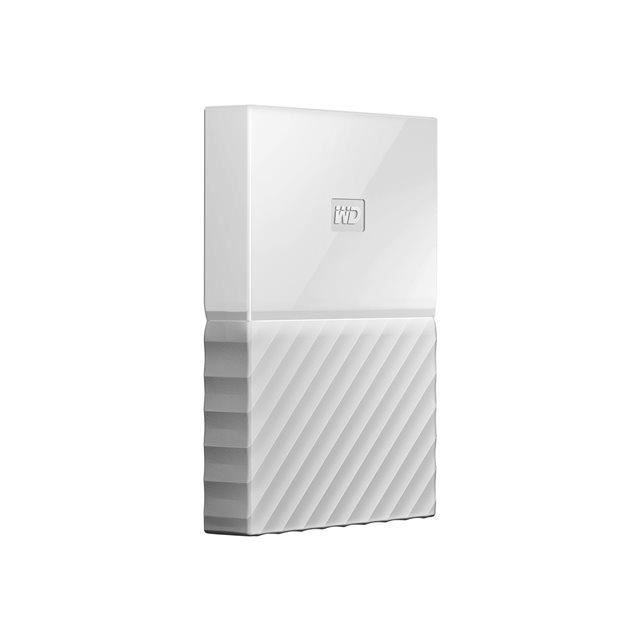 DISQUE DUR EXTERNE Disque WD 2,5'' 2 To My Passport Blanc N