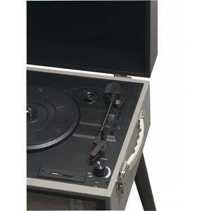 Platine vinyle haut parleur achat vente platine vinyle - Tourne disque avec haut parleur integre ...