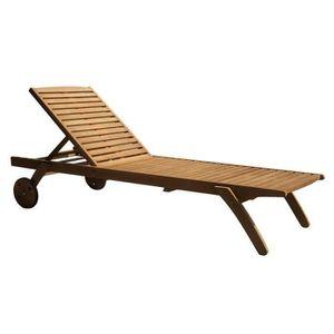 Bain de soleil pvc achat vente bain de soleil pvc pas for Chaise longue avec pare soleil pas cher