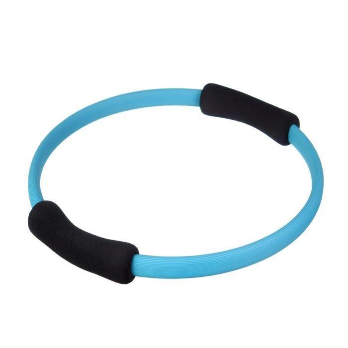 FYTTER Pilates ring APR00B, anneau semi-rigide avec des anses ergonomiques.