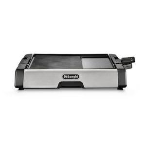 DELONGHI Plancha + grill électrique - BG500C  - 2000w 40x30cm - Plaque céramique