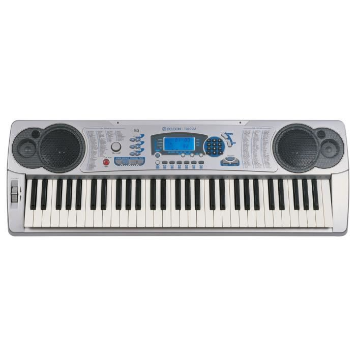 DELSON Clavier pro. 61 touches TB600