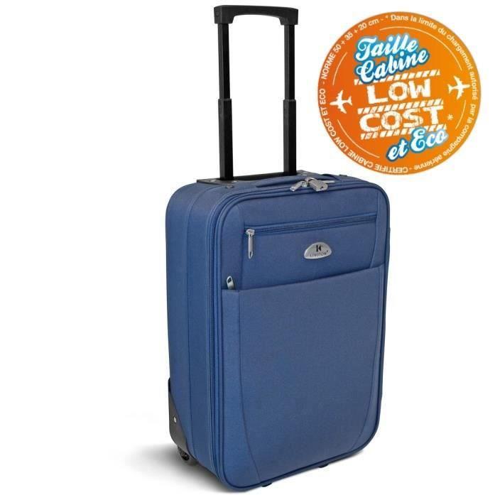 détaillant en ligne d1401 27c46 Valise cabine souple