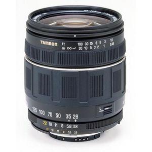 OBJECTIF Tamron 28-200 mm / 3.8-5.6 AF Asphérique XR IF Mac