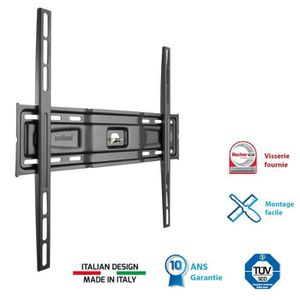 FIXATION - SUPPORT TV MELICONI 400 S Support TV mural fixe slim 40-55