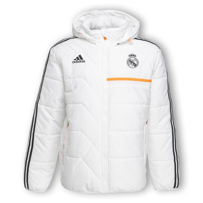 ADIDAS Doudoune Real Madrid Homme - Prix pas cher - Cdiscount f57293c9aac