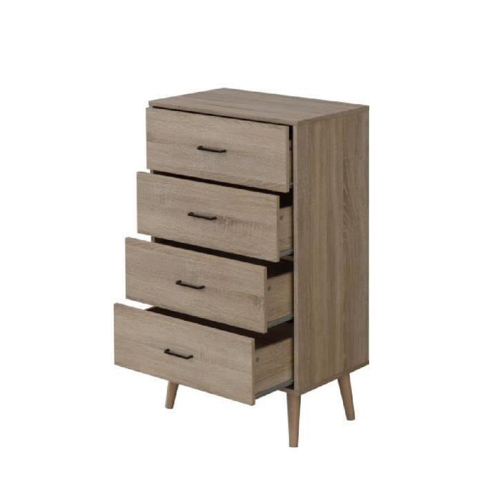 commode 60 cm largeur hoze home. Black Bedroom Furniture Sets. Home Design Ideas