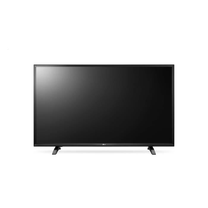 lg 43lh500t tv led full hd 108cm 43 hdmi noir. Black Bedroom Furniture Sets. Home Design Ideas