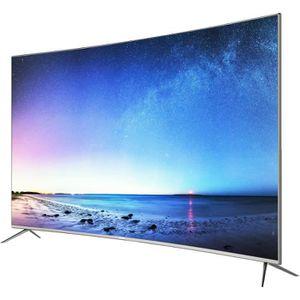 Téléviseur LED HAIER LE55Q6500U TV LED 4K UHD incurvée 140 cm (55